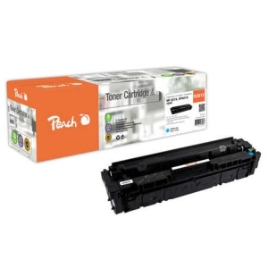 Peach  Tonermodul cyan kompatibel zu Hersteller-ID: No. 201X, CF401X Tinte