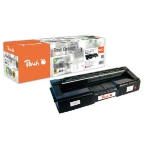 Peach  Tonermodul magenta kompatibel zu Hersteller-ID: C252M, 407718 Toner