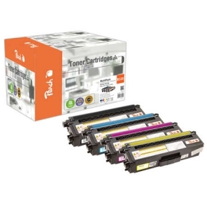 Peach  Spar Pack Tonermodule kompatibel zu Hersteller-ID: TN-320 Druckerpatronen