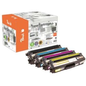 Peach  Spar Pack Tonermodule kompatibel zu Hersteller-ID: TN-321 Tinte