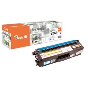 Peach  Tonermodul cyan, kompatibel zu Hersteller-ID: TN-421C Toner