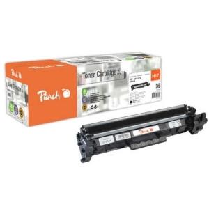 Peach  Tonermodul schwarz kompatibel zu Hersteller-ID: 17A, CF217A Toner