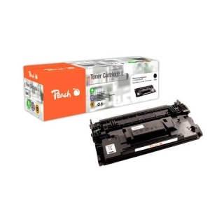 Peach  Tonermodul schwarz kompatibel zu Hersteller-ID: 87A, CF287A Toner