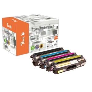 Peach  Spar Pack Plus Tonermodule kompatibel zu Hersteller-ID: TN-423 Tinte