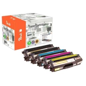 Peach  Spar Pack Plus Tonermodule kompatibel zu Hersteller-ID: TN-426 Druckerpatronen