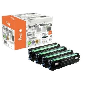 Peach  Spar Pack Tonermodule kompatibel zu Hersteller-ID: CLT-503L Toner