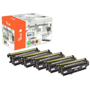 Peach  Spar Pack Plus Tonermodule kompatibel zu Hersteller-ID: No. 508X Druckerpatronen
