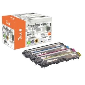 Peach  Spar Pack Tonermodule kompatibel zu Hersteller-ID: TN-242 Tinte