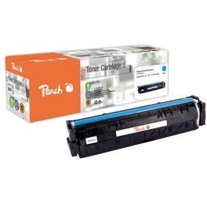 Peach  Tonermodul cyan kompatibel zu Hersteller-ID: No. 203A, CF541A Toner