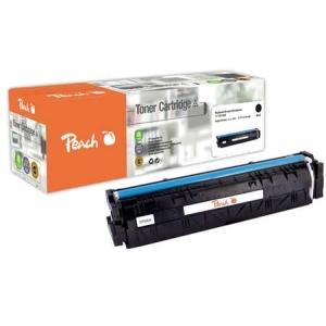 Peach  Tonermodul schwarz kompatibel zu Hersteller-ID: No. 203X, CF540X Tinte