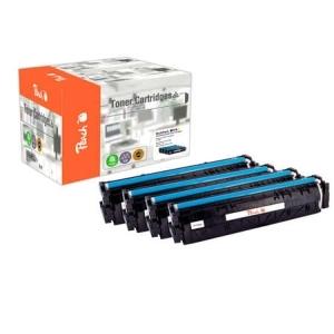 Peach  Spar Pack Tonermodule kompatibel zu Hersteller-ID: No. 205A Tinte