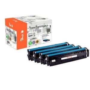 Peach  Spar Pack Tonermodule kompatibel zu Hersteller-ID: No. 203A Toner