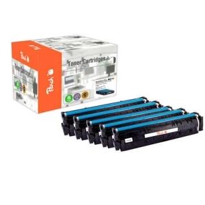 Peach  Spar Pack Plus Tonermodule kompatibel zu Hersteller-ID: No. 205A Toner