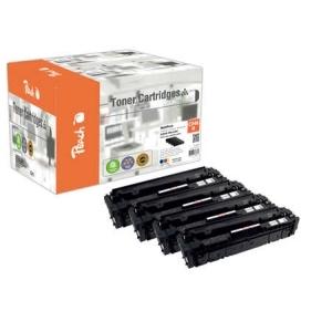 Original Peach Spar Pack Tonermodule kompatibel zu Hersteller-ID: CRG-046H Tinte