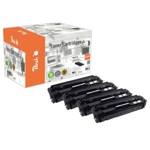 Original Peach Spar Pack Tonermodule kompatibel zu Hersteller-ID: CRG-045 Tinte