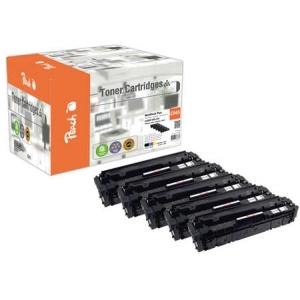 Original Peach Spar Pack Plus Tonermodule kompatibel zu Hersteller-ID: CRG-045 Druckerpatronen