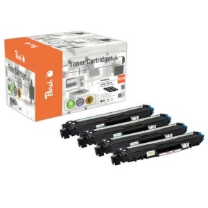 Peach  Spar Pack Tonermodule kompatibel zu Hersteller-ID: TN-243 Toner
