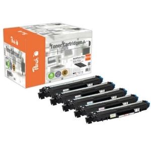 Peach  Spar Pack Plus Tonermodule kompatibel zu Hersteller-ID: TN-243 Tinte