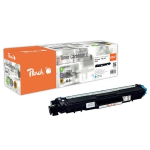 Peach  Tonermodul cyan, kompatibel zu Hersteller-ID: TN-247C Druckerpatronen