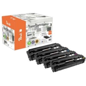 Peach  Spar Pack Tonermodule kompatibel zu Hersteller-ID: CRG-054H Druckerpatronen