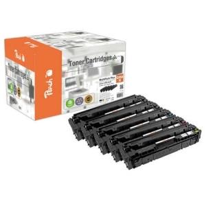 Peach  Spar Pack Plus Tonermodule kompatibel zu Hersteller-ID: CRG-054H Tinte