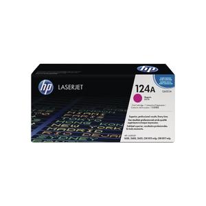Original  Tonerpatrone magenta Hersteller-ID: No. 124A, Q6003A Tinte