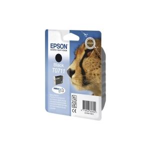 Original  Tintenpatrone schwarz Hersteller-ID: T0711, C13T071140 Tinte