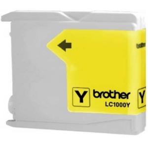 Peach Original Tintenpatrone gelb Hersteller-ID: LC-1000Y Tinte