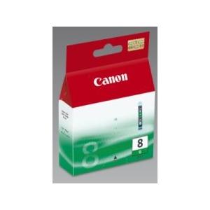 Peach Original Tintenpatrone grün Hersteller-ID: CLI-8g, 0627B001 Tinte