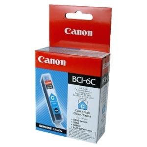 Original  Tintenpatrone cyan Hersteller-ID: BCI-3e c, BCI-5 c, BCI-6 c Toner
