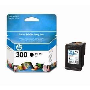 Original  Tintenpatrone schwarz Hersteller-ID: No. 300, CC640EE Tinte