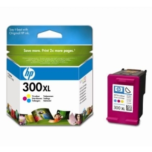 Original  Tintenpatrone color, High Capacity Hersteller-ID: No. 300XL, CC644EE Toner
