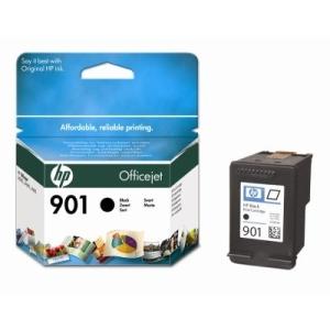 Original  Tintenpatrone schwarz Hersteller-ID: No. 901, CC653AE Tinte