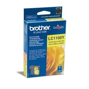 Original  Tintenpatrone gelb Hersteller-ID: LC-1100 y Toner