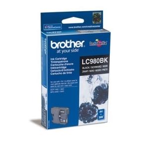 Original  Tintenpatrone schwarz Hersteller-ID: LC-980 bk Toner