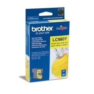 Original  Tintenpatrone gelb Hersteller-ID: LC-980 y Druckerpatronen
