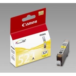 Original  Tintenpatrone gelb Hersteller-ID: CLI-521y, 2936B001 Tinte