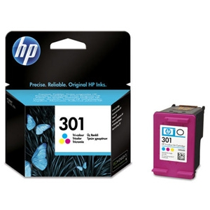 Original  Tintenpatrone color Hersteller-ID: No. 301, CH562EE Toner