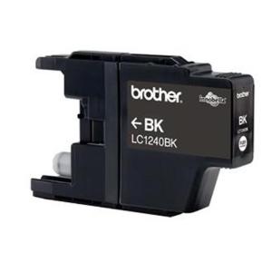 Original  Tintenpatrone schwarz, Hersteller-ID: LC-1240 bk Druckerpatronen