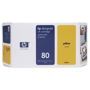 Original  Tintenpatrone gelb Toner