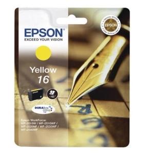 Original  Tintenpatrone gelb Hersteller-ID: No. 16 y, T16244 Tinte
