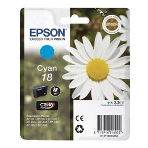 Original  Tintenpatrone cyan Hersteller-ID: No. 18 c, T18024 Druckerpatronen