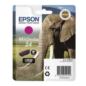 Original  Tintenpatrone magenta Hersteller-ID: No. 24 m, T2423 Tinte