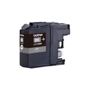 Original  Tintenpatrone schwarz, Hersteller-ID: LC-123, LC-123BK Druckerpatronen