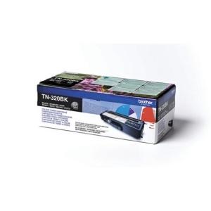 Original  Tonerpatrone schwarz Hersteller-ID: TN-320BK Tinte