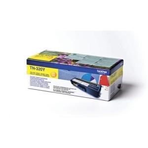 Original  Tonerpatrone gelb Hersteller-ID: TN-320Y Tinte