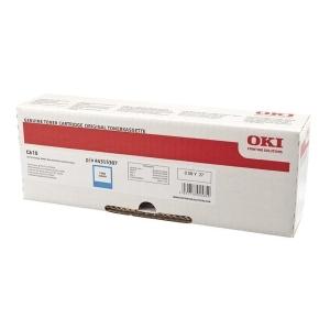 Original  Tonerpatrone cyan Hersteller-ID: 44315307 Druckerpatronen