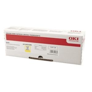 Original  Tonerpatrone gelb Hersteller-ID: 44315305 Tinte