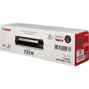 Original  Tonerpatrone schwarz XL Hersteller-ID: 6273B002, 731 Toner
