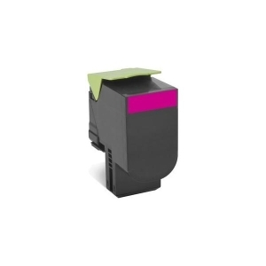 Original  Tonerpatrone magenta Hersteller-ID: 80C20M0 Toner